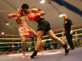 Full Contact Muay Thai