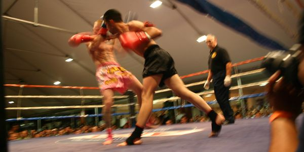 Full Contact Muay Thai