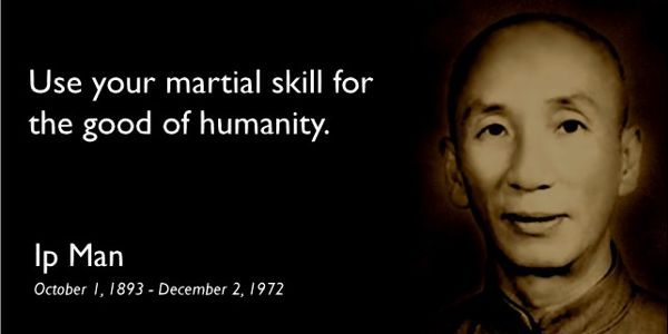 Ip Man Quote