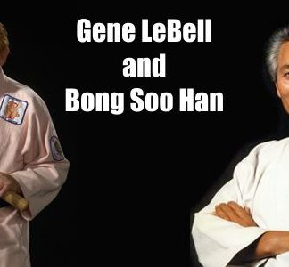 Gene LeBell and Bong Soo Han