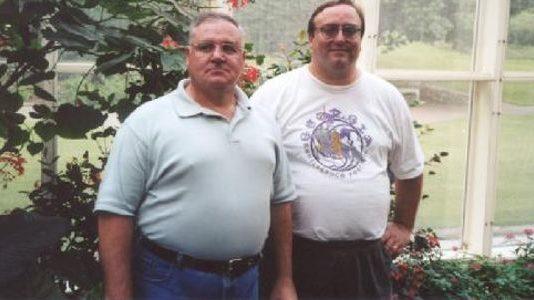 Tony Sandoval & Ron Shively