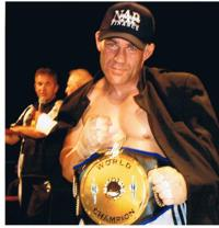 Vince Palumbo Boxing World Title
