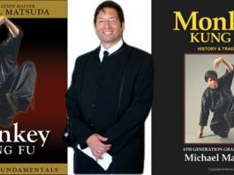 Monkey Kung Fu Book and DVDs