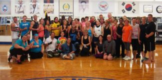 Billy Blanks Dickson City Seminar