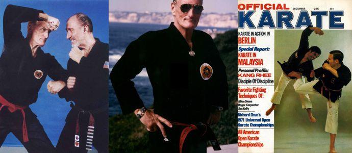 Gary Alexander: Isshinryu Karate