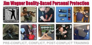 Jim Wagner Reality-Based Personal Protection