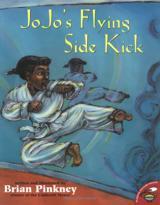 Jojos Flying Sidekick by Brian Pinkney