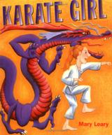 Karate Girl by Mary Leary