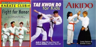 Martial Arts Books For Children