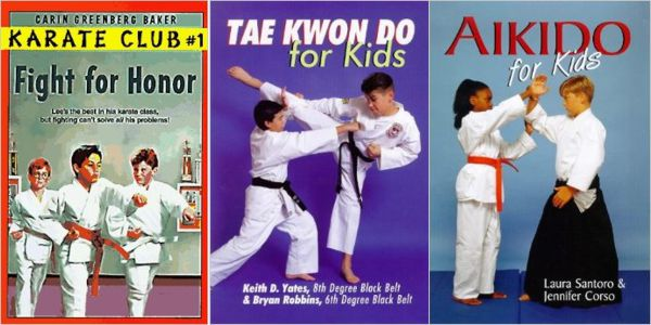 Martial Arts Books For Children