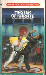Master of Karate - Choose Your Own Adventure: 108