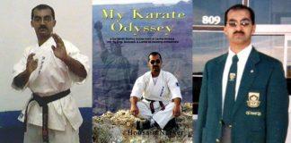 My Karate Odyssey