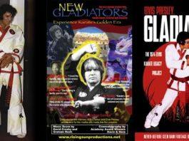Elvis Presley New Gladiators