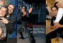Ninjutsu: The Secret Art of the Ninja by Simon Yeo