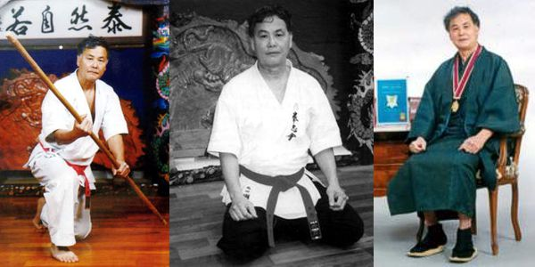 Tetsuhiro Hokama Goju-Ryu Karate