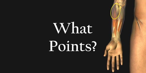Most Important Pressure Points?