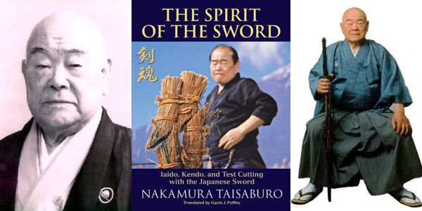 The Spirit of the Sword by Nakamura Taisaburo