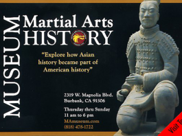 Visit the Martial Arts History Museum