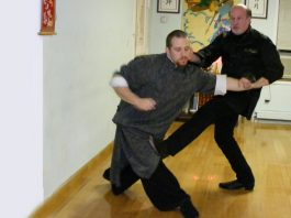 Alan Goldberg Wiing Chun Kung Fu