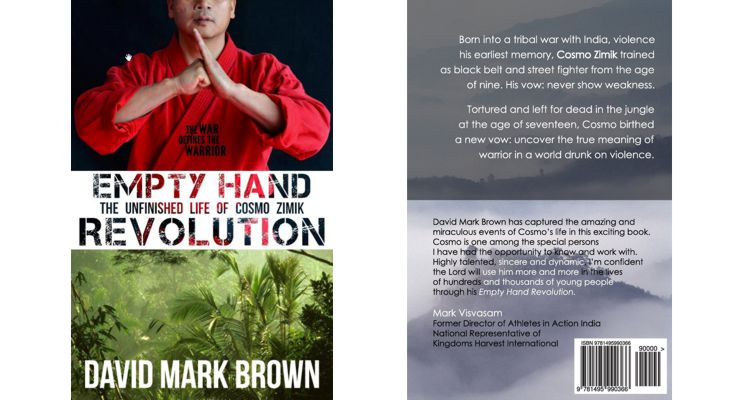 Empty Hand Revolution: The Unfinished Life of Cosmo Zimik
