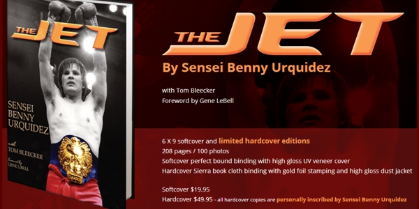 The Jet by Benny Urquidez