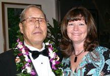 Wally Jay and Dana Stamos