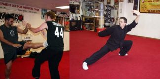 Scott Gordon selected to the U.S. Traditional Wushu Team