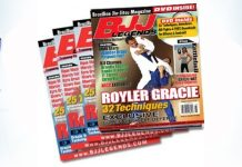 BJJ Legends Magazine
