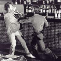 Duke Tirschel Fight Scene