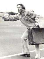 Duke Tirschel Hitchhiking