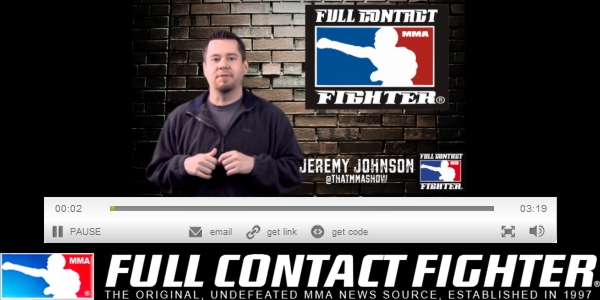 Full Contact Fighter
