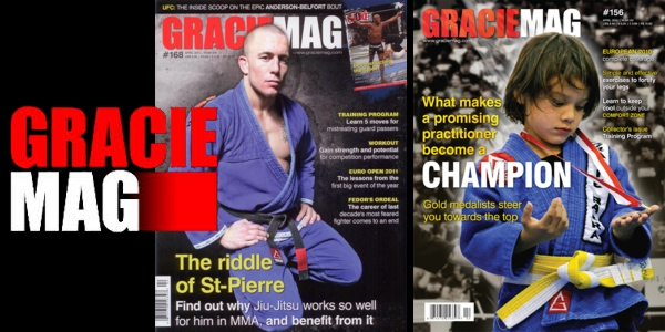 Gracie Magazine