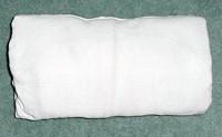 Folding the Gi: jacket rolled