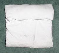 Folding the Gi: jacket rolled once