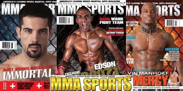 MMA Sports Magazine