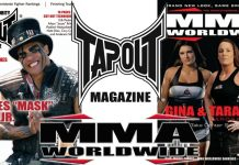 MMA Worldwide & TapouT Magazine