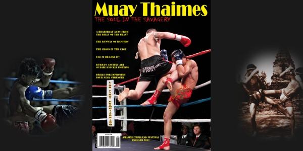 Muay Thaimes® Magazine
