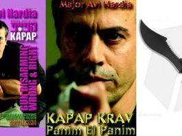 Avi Nardia Books, DVDs, Knives
