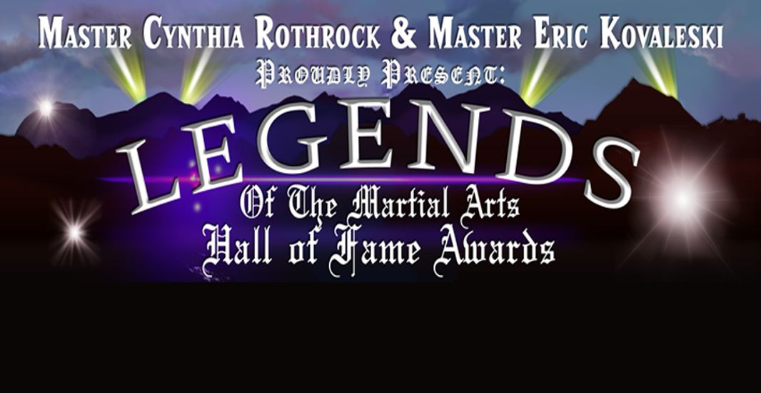 Legends Of the Martial Arts Hall of Fame