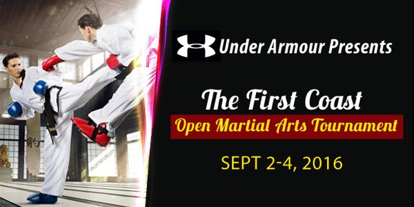 First Coast Open Martial Arts Tournament