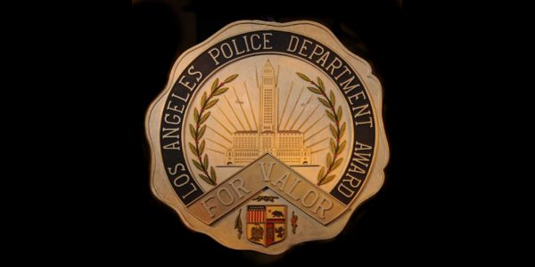 LAPD Medal of Valor