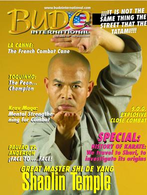 Budo International Magazine 38