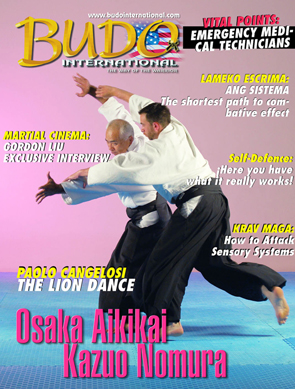 Budo International Magazine 39