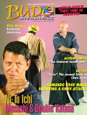 Budo International Magazine 40