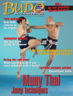 Budo International Magazine 45