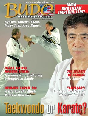 Budo International Magazine 50