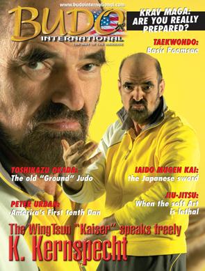 Budo International Magazine 51