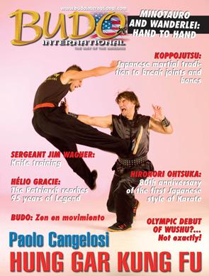 Budo International Magazine 54