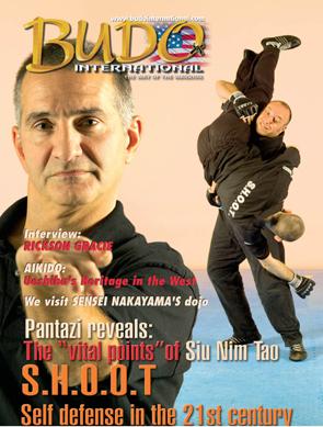 Budo International Magazine 56