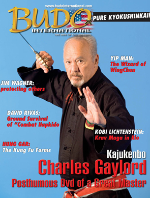 Budo International Magazine 61